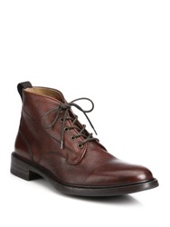 Rag And Bone Spencer Leather Chukka Boots Oxblood