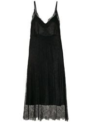 Beaufille Lace Layer Flared Dress 60