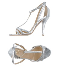 Islo Isabella Lorusso Sandals Silver