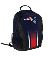 Forever Collectibles New England Patriots Prime Time Backpack Navy