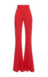 Antonio Berardi Flared Wide Leg Trousers