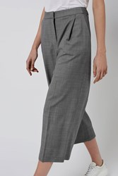 Houndstooth Mensy Trousers By Boutique Grey