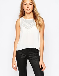 Traffic People Candy Rainbow Tone To Tone Top White