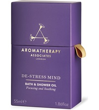 Aromatherapy Associates De Stress Muscle Bath And Shower Oil 55Ml