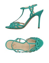 Icone Sandals Light Green