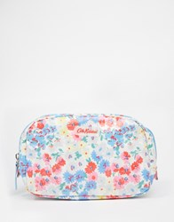 Cath Kidston Classic Box Make Up Bag Small Daisy Small Daisy Bed Clear