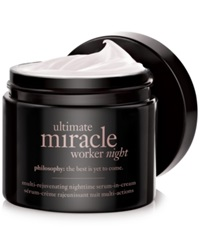 Philosophy Ulimate Miracle Worker Night 2 Oz.