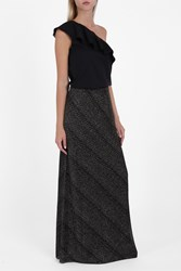 Missoni Women S Lam Long Skirt Boutique1 Bronze