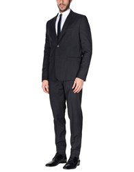 Paolo Pecora Suits Steel Grey
