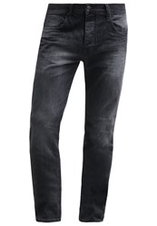 Petrol Industries Turner Straight Leg Jeans Grey Grey Denim