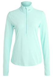 Under Armour Charged Sports Shirt Crystal Turquoise