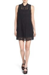 As U Wish Women's Lace Shift Dress