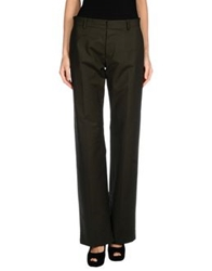 Dsquared2 Casual Pants Dark Green
