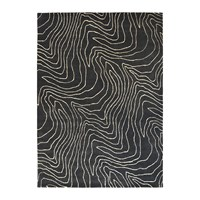 Harlequin Formation Rug Moonlight Black