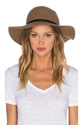 Rvca Sunner Hat Brown