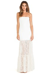 Boulee Stella Maxi Dress Ivory