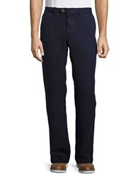 Tommy Bahama Linen Blend Solid Pants Maritime