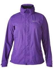 Berghaus Light Hike Waterproof Women's Jacket Purple