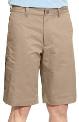The North Face Men's 'Red Rocks' Hiking Shorts Dune Beige