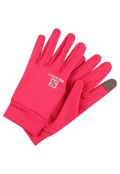 Salomon Active Gloves Gaura Pink