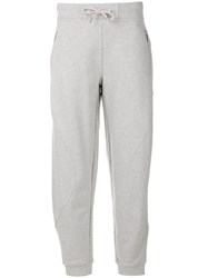 Calvin Klein Jeans Panelled Track Pants Grey