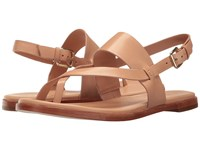 Cole Haan Anica Thong Sandal British Tan Women's Dress Sandals