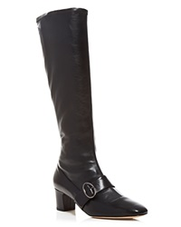 Sjp By Sarah Jessica Parker Bloomingdale's Exclusive Tonne Mod Buckle Boots Black