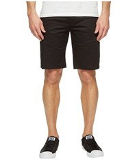 Publish Kamron Twill Shorts Black Men's Shorts