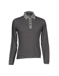 Dekker Polo Shirts Grey