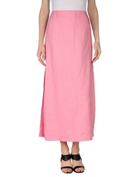 Versace Jeans Couture Long Skirts Pink