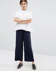 Just Female Triba Trousers Blue Nights Navy