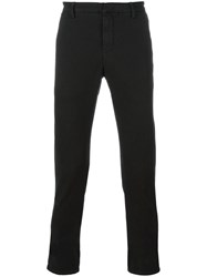 Dondup Stretch Skinny Trousers Green