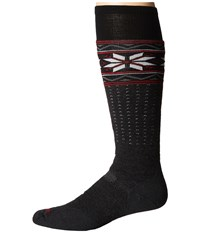 Smartwool Phd Slopestyle Medium Wenke Charcoal Men's Knee High Socks Shoes Gray
