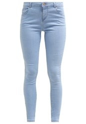 Miss Selfridge Sophia Slim Fit Jeans Blue Light Blue