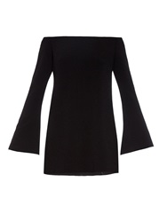 Ellery Queenie Decolletage Tunic Top