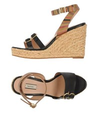 Paul Smith Footwear Sandals Women Black