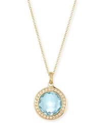 Ippolita Rock Candy 18K Gold Mini Lollipop Necklace Onyx