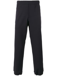 Joseph Clive Relaxed Trousers Blue