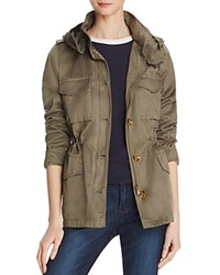 Joie Hanni Hooded Anorak Fatigue