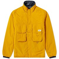 Nanamica Reversible Insulated Jacket Orange