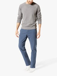 Dockers Smart 360 Flex Alpha Slim Tapered Trousers Ombre Blue