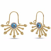 Lmj Day Break Earrings Gold