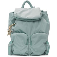 See By Chloe Blue Joy Rider Backpack