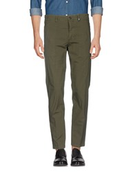 Myths Casual Pants Dark Green