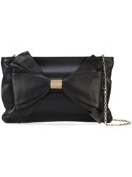 Judith Leiber Couture Sutton Bag Leather Black