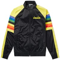 Diadora Bj88 Og Track Jacket Black