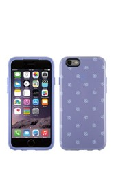 Speck Candyshell Inked Heather Polka White Wisteria Iphone 6 6S Plus Case No Color