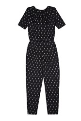 Great Plains Tune In Jumpsuit Black