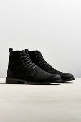 Urban Outfitters Uo Combat Boot Black