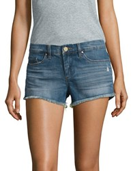Blank Nyc Cutoff Denim Shorts Bi Polar
